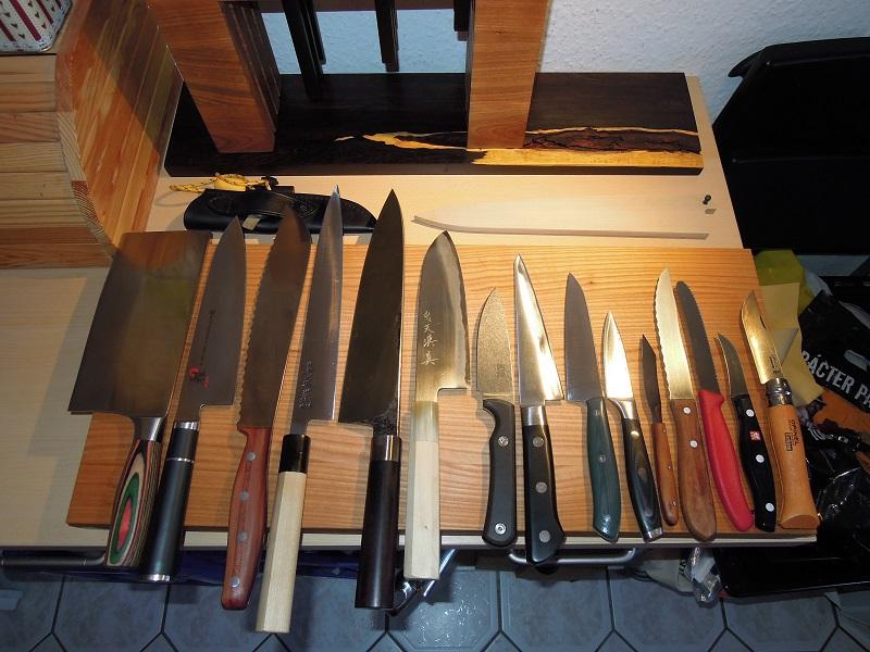 Alte Berufe Dick Süß GehäRtet Altes Messer Küchenmesser F