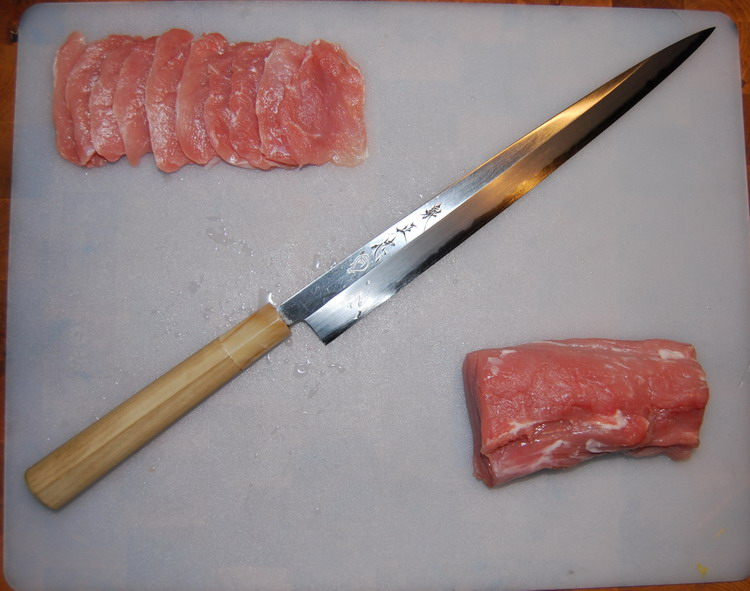 Was ist euer schärfstes Messer?