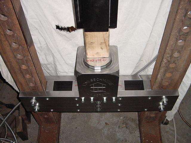 lufthammer eigenbau mit drehschiebersteuerung. Black Bedroom Furniture Sets. Home Design Ideas